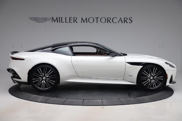 New 2020 Aston Martin DBS Superleggera Coupe for sale $337,686 at Aston Martin of Greenwich in Greenwich CT 06830 10