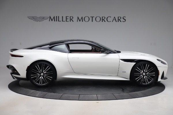 Used 2020 Aston Martin DBS Superleggera for sale $299,990 at Aston Martin of Greenwich in Greenwich CT 06830 10