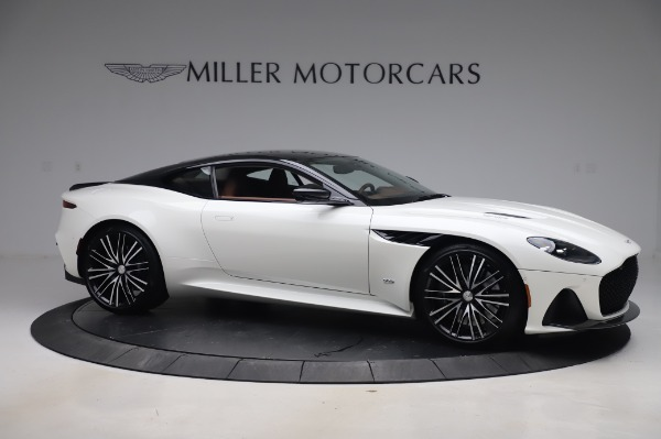 New 2020 Aston Martin DBS Superleggera Coupe for sale $337,686 at Aston Martin of Greenwich in Greenwich CT 06830 11