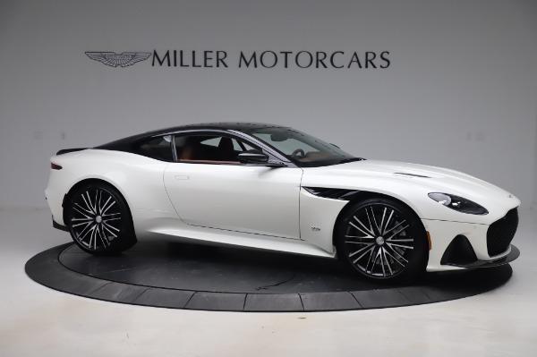 New 2020 Aston Martin DBS Superleggera for sale $337,686 at Aston Martin of Greenwich in Greenwich CT 06830 11