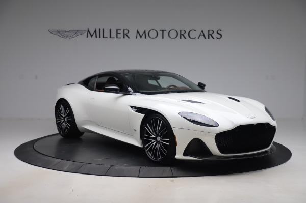New 2020 Aston Martin DBS Superleggera Coupe for sale $337,686 at Aston Martin of Greenwich in Greenwich CT 06830 12