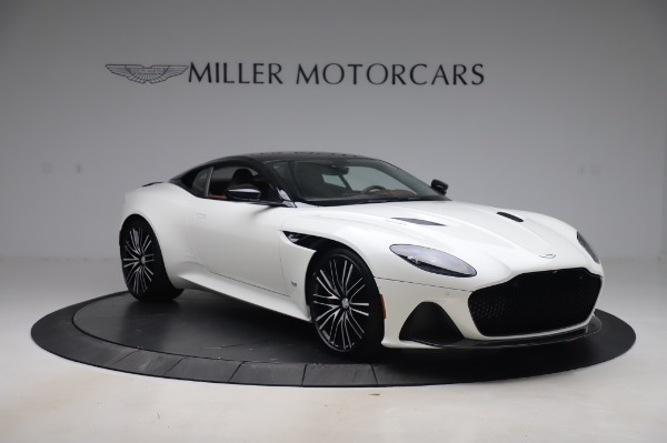New 2020 Aston Martin DBS Superleggera for sale $337,686 at Aston Martin of Greenwich in Greenwich CT 06830 12