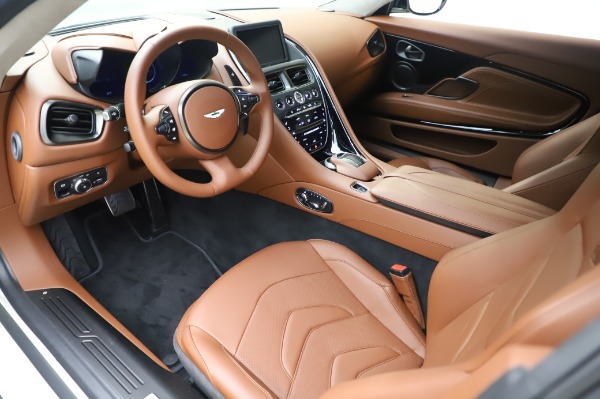 New 2020 Aston Martin DBS Superleggera Coupe for sale $337,686 at Aston Martin of Greenwich in Greenwich CT 06830 13