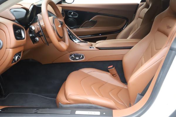 New 2020 Aston Martin DBS Superleggera Coupe for sale $337,686 at Aston Martin of Greenwich in Greenwich CT 06830 14