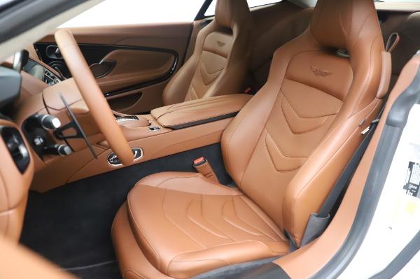 New 2020 Aston Martin DBS Superleggera for sale $337,686 at Aston Martin of Greenwich in Greenwich CT 06830 15