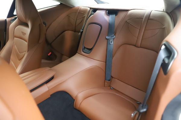 New 2020 Aston Martin DBS Superleggera Coupe for sale $337,686 at Aston Martin of Greenwich in Greenwich CT 06830 16