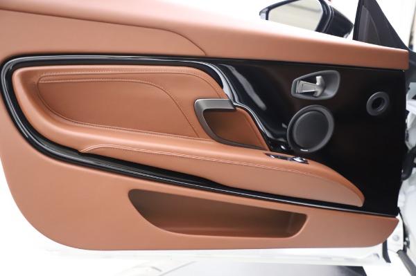New 2020 Aston Martin DBS Superleggera Coupe for sale $337,686 at Aston Martin of Greenwich in Greenwich CT 06830 17