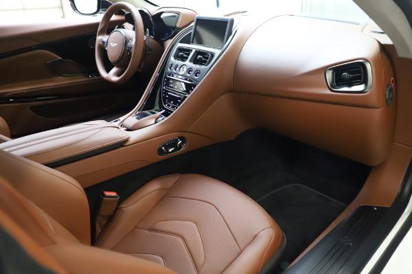 New 2020 Aston Martin DBS Superleggera for sale $337,686 at Aston Martin of Greenwich in Greenwich CT 06830 18
