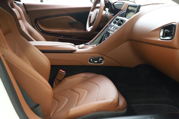 New 2020 Aston Martin DBS Superleggera Coupe for sale $337,686 at Aston Martin of Greenwich in Greenwich CT 06830 19