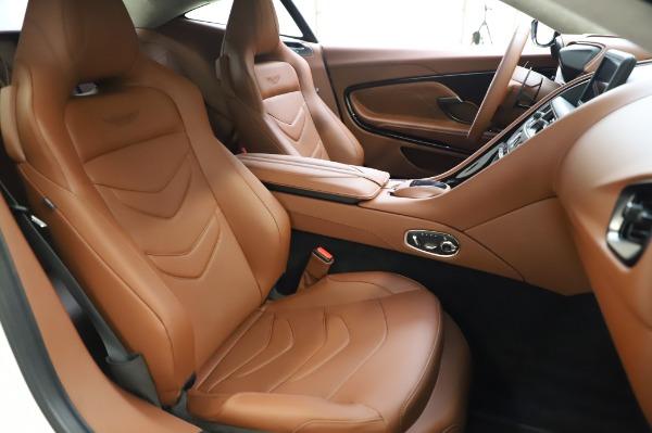 New 2020 Aston Martin DBS Superleggera for sale $337,686 at Aston Martin of Greenwich in Greenwich CT 06830 20