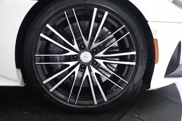 New 2020 Aston Martin DBS Superleggera Coupe for sale $337,686 at Aston Martin of Greenwich in Greenwich CT 06830 23