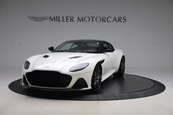New 2020 Aston Martin DBS Superleggera Coupe for sale $337,686 at Aston Martin of Greenwich in Greenwich CT 06830 3