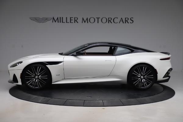 New 2020 Aston Martin DBS Superleggera for sale $337,686 at Aston Martin of Greenwich in Greenwich CT 06830 4