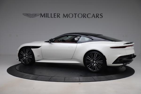 New 2020 Aston Martin DBS Superleggera for sale $337,686 at Aston Martin of Greenwich in Greenwich CT 06830 5