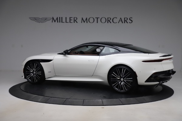 Used 2020 Aston Martin DBS Superleggera for sale $299,990 at Aston Martin of Greenwich in Greenwich CT 06830 5