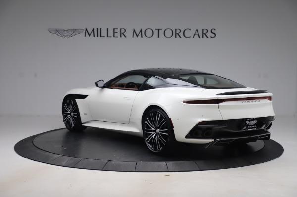 New 2020 Aston Martin DBS Superleggera for sale $337,686 at Aston Martin of Greenwich in Greenwich CT 06830 6