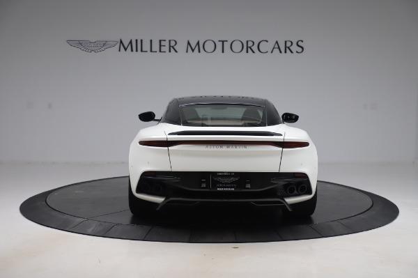 New 2020 Aston Martin DBS Superleggera for sale $337,686 at Aston Martin of Greenwich in Greenwich CT 06830 7