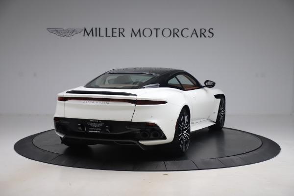 New 2020 Aston Martin DBS Superleggera for sale $337,686 at Aston Martin of Greenwich in Greenwich CT 06830 8
