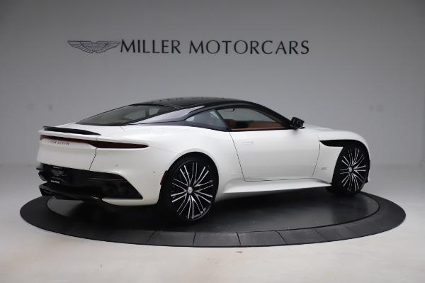 New 2020 Aston Martin DBS Superleggera Coupe for sale $337,686 at Aston Martin of Greenwich in Greenwich CT 06830 9