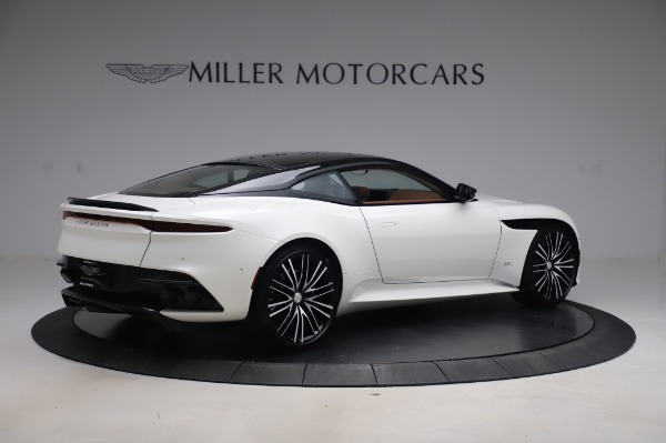 New 2020 Aston Martin DBS Superleggera for sale $337,686 at Aston Martin of Greenwich in Greenwich CT 06830 9
