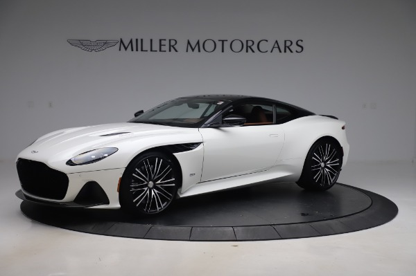 New 2020 Aston Martin DBS Superleggera Coupe for sale $337,686 at Aston Martin of Greenwich in Greenwich CT 06830 1