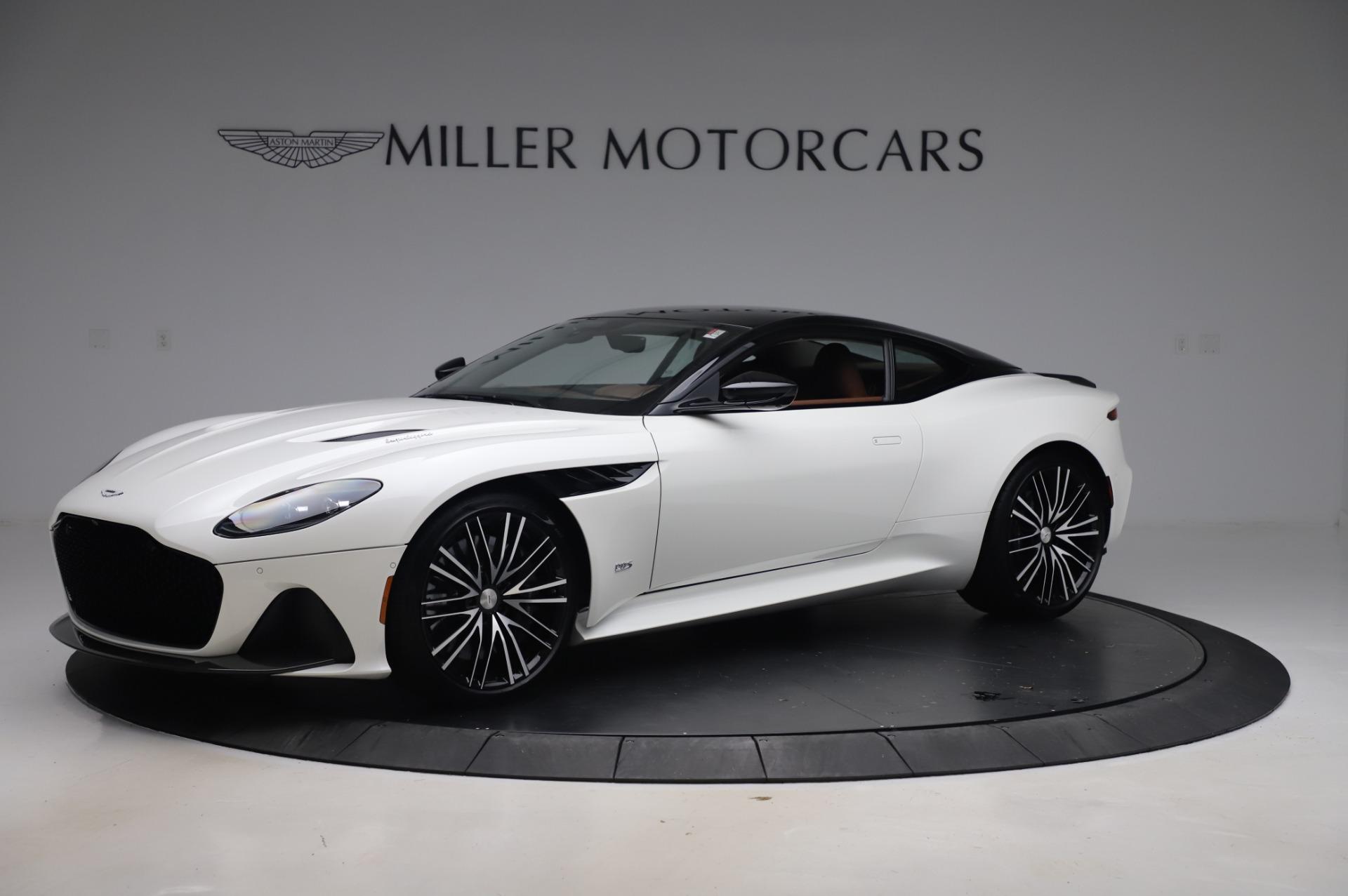 New 2020 Aston Martin DBS Superleggera for sale $337,686 at Aston Martin of Greenwich in Greenwich CT 06830 1