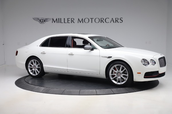 Used 2018 Bentley Flying Spur V8 S for sale $154,900 at Aston Martin of Greenwich in Greenwich CT 06830 10