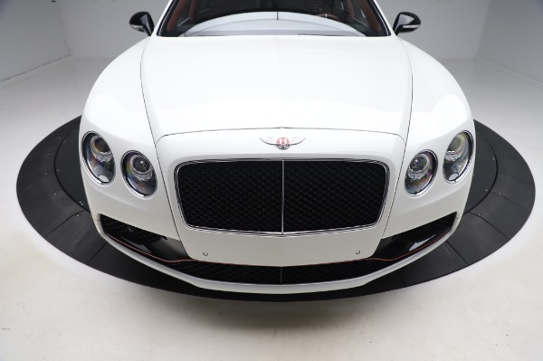 Used 2018 Bentley Flying Spur V8 S for sale $154,900 at Aston Martin of Greenwich in Greenwich CT 06830 13