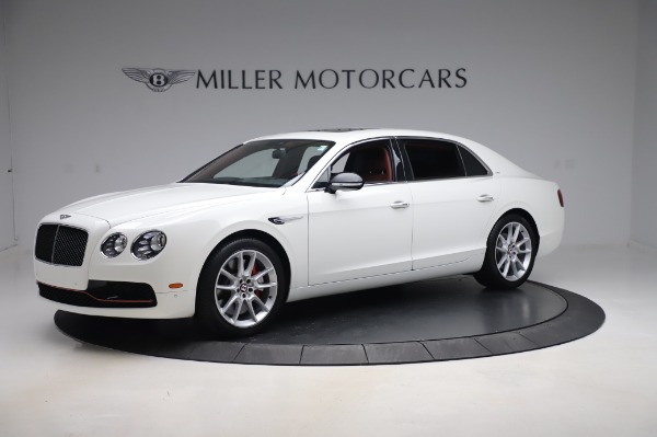 Used 2018 Bentley Flying Spur V8 S for sale Sold at Aston Martin of Greenwich in Greenwich CT 06830 2