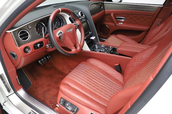 Used 2018 Bentley Flying Spur V8 S for sale $149,900 at Aston Martin of Greenwich in Greenwich CT 06830 20