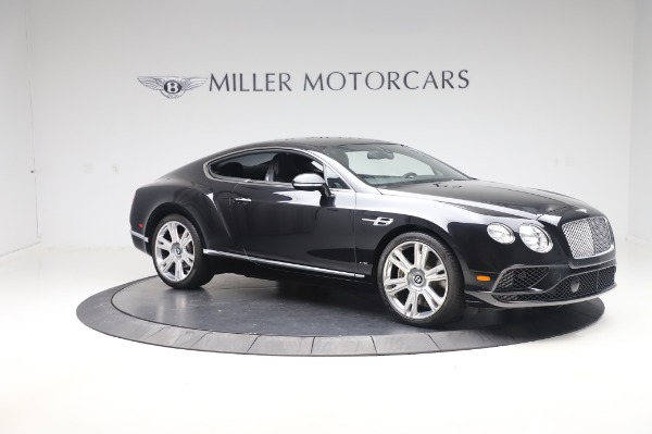 Used 2016 Bentley Continental GT W12 for sale $124,900 at Aston Martin of Greenwich in Greenwich CT 06830 10