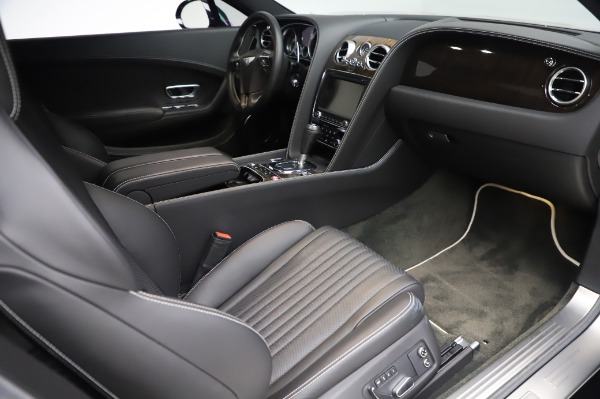 Used 2016 Bentley Continental GT W12 for sale $129,900 at Aston Martin of Greenwich in Greenwich CT 06830 22