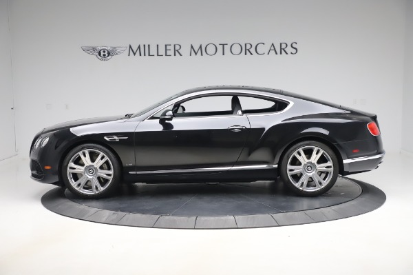 Used 2016 Bentley Continental GT W12 for sale $124,900 at Aston Martin of Greenwich in Greenwich CT 06830 3