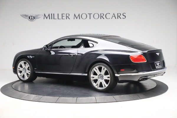 Used 2016 Bentley Continental GT W12 for sale $124,900 at Aston Martin of Greenwich in Greenwich CT 06830 4