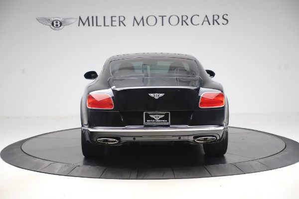 Used 2016 Bentley Continental GT W12 for sale $129,900 at Aston Martin of Greenwich in Greenwich CT 06830 6