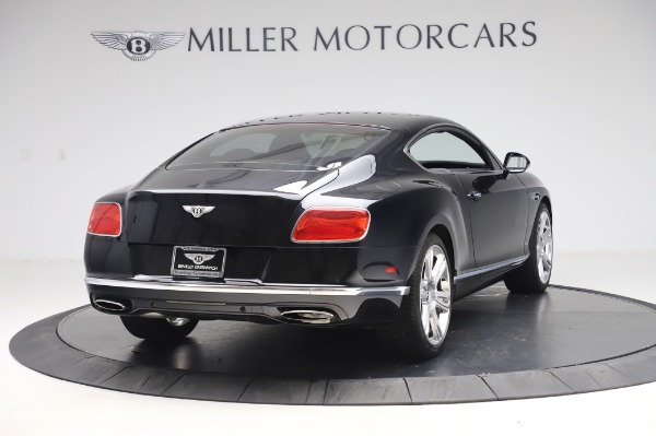 Used 2016 Bentley Continental GT W12 for sale $129,900 at Aston Martin of Greenwich in Greenwich CT 06830 7