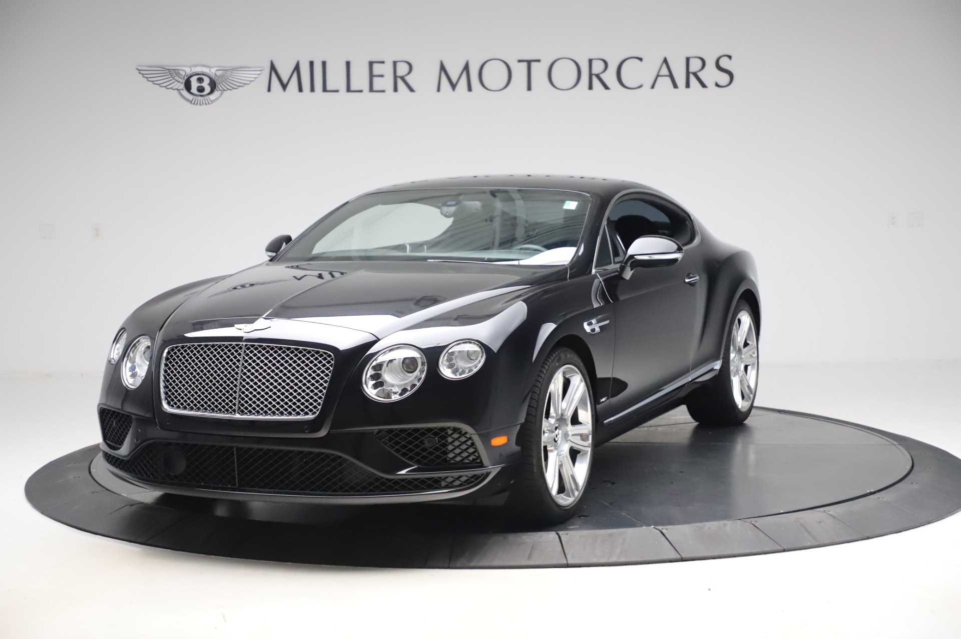 Used 2016 Bentley Continental GT W12 for sale $124,900 at Aston Martin of Greenwich in Greenwich CT 06830 1