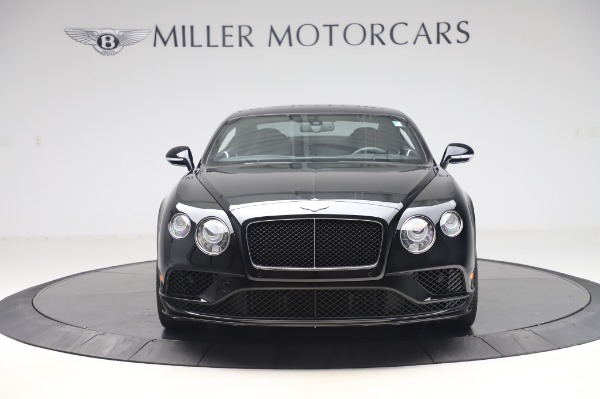 Used 2017 Bentley Continental GT V8 S for sale $134,900 at Aston Martin of Greenwich in Greenwich CT 06830 11