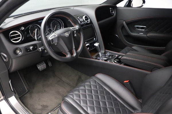 Used 2017 Bentley Continental GT V8 S for sale $134,900 at Aston Martin of Greenwich in Greenwich CT 06830 15