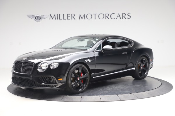 Used 2017 Bentley Continental GT V8 S for sale $134,900 at Aston Martin of Greenwich in Greenwich CT 06830 2