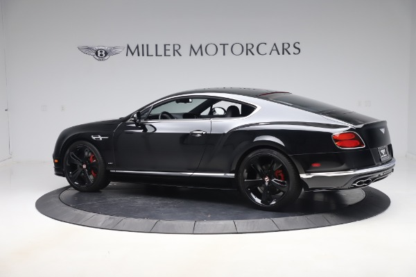 Used 2017 Bentley Continental GT V8 S for sale $134,900 at Aston Martin of Greenwich in Greenwich CT 06830 4