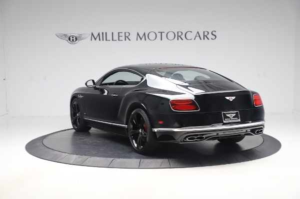 Used 2017 Bentley Continental GT V8 S for sale $134,900 at Aston Martin of Greenwich in Greenwich CT 06830 5