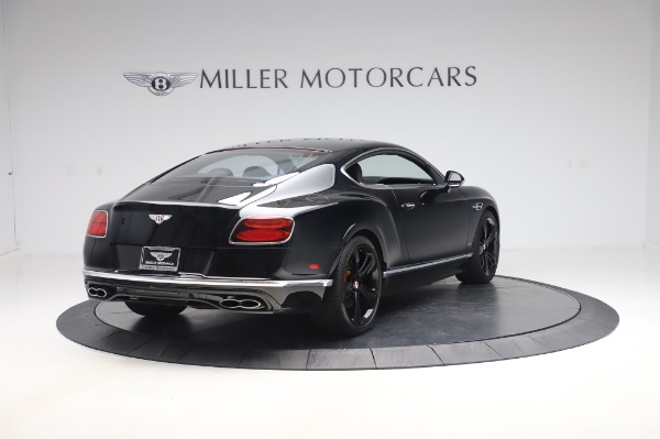 Used 2017 Bentley Continental GT V8 S for sale $134,900 at Aston Martin of Greenwich in Greenwich CT 06830 6