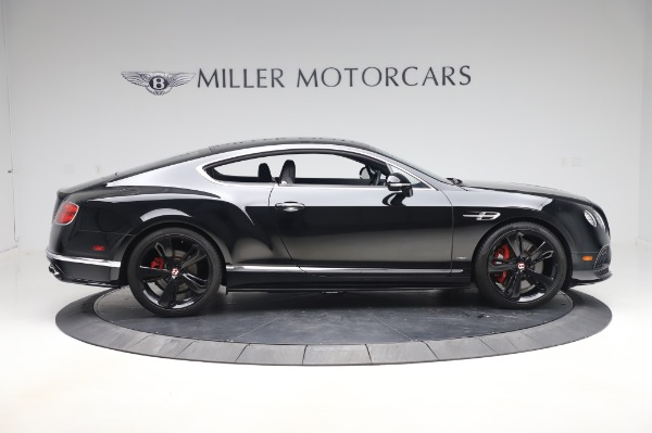 Used 2017 Bentley Continental GT V8 S for sale $134,900 at Aston Martin of Greenwich in Greenwich CT 06830 8