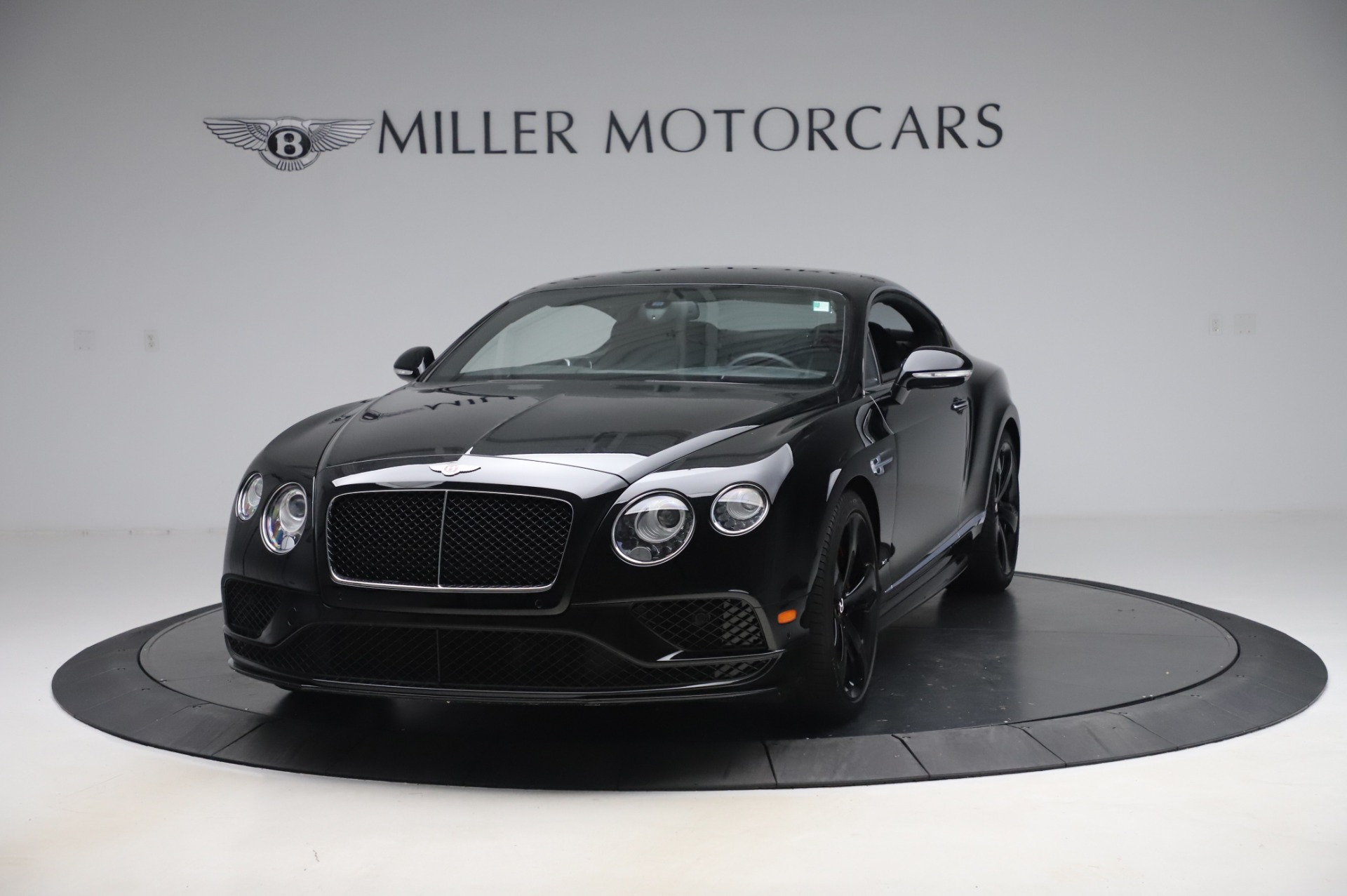 Used 2017 Bentley Continental GT V8 S for sale $134,900 at Aston Martin of Greenwich in Greenwich CT 06830 1