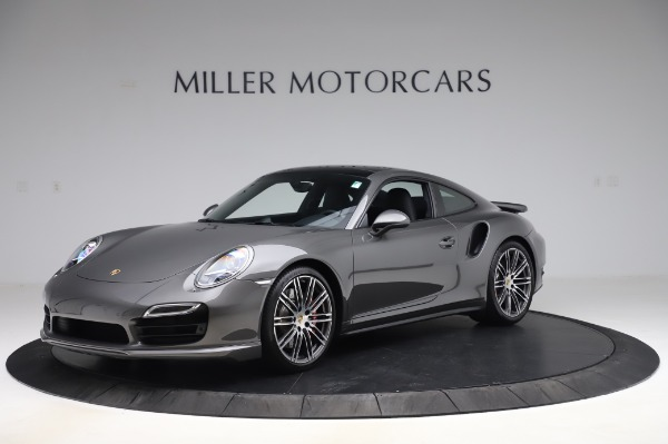 Used 2015 Porsche 911 Turbo for sale $123,900 at Aston Martin of Greenwich in Greenwich CT 06830 2