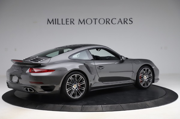Used 2015 Porsche 911 Turbo for sale $123,900 at Aston Martin of Greenwich in Greenwich CT 06830 8