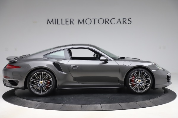 Used 2015 Porsche 911 Turbo for sale $123,900 at Aston Martin of Greenwich in Greenwich CT 06830 9