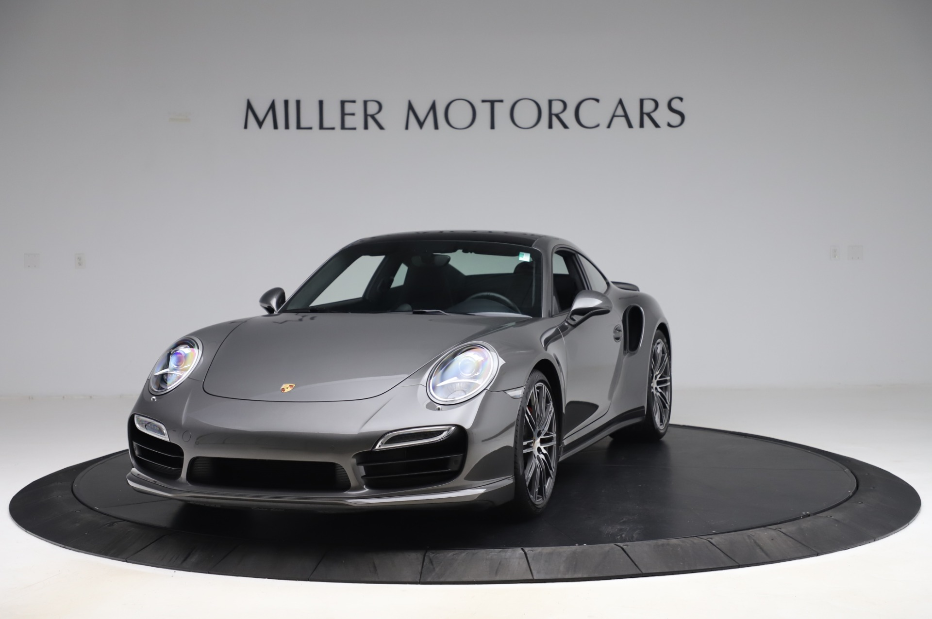 Used 2015 Porsche 911 Turbo for sale $123,900 at Aston Martin of Greenwich in Greenwich CT 06830 1