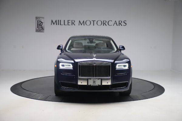 Used 2016 Rolls-Royce Ghost for sale $173,900 at Aston Martin of Greenwich in Greenwich CT 06830 10